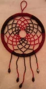 Beaded Dream Catchers Patterns Newest Beaded Dream Catchers JEWELRY AND TRINKETS 27