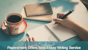 website of the week papershelm offers best essay writing service