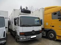 1217 l numéro de châssis je consulte les annonces: Mercedes Benz Atego 1217 Refrigerated Truck For Sale Germany Munchen Dj16087