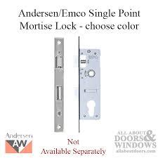 mortise door lock parts. Unique Parts Mortise Door Lock Parts Andersen Emco Hardware U0026 For E