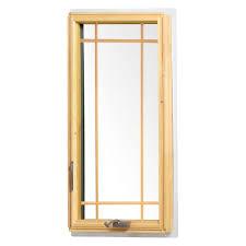 S 400 Series Casement Wood Window With