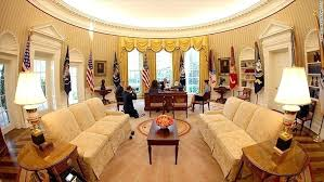 obama oval office decor. Oval Office Decor Trump Back In Campaign Mode With  Days Media Blitz . Obama