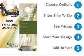 creative door hangers. Design Door Hangers Online Printing 4.25 X 11 Delectable Decorating Creative