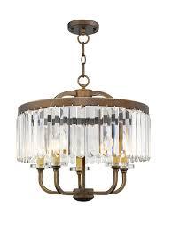 5 light pbz chandelier ceiling mount