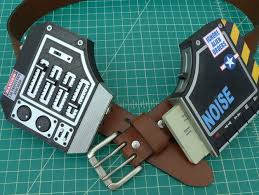 X-<b>Men</b> Quicksilver <b>Stereobelt</b> by countspatula - Thingiverse