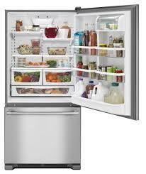 refrigerator 30. ft. 30-inch wide bottom mount refrigerator 30