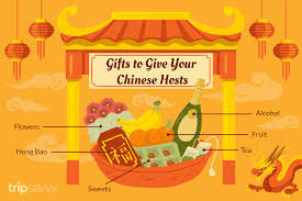 Spring Festival What Gifts To Give Your Hosts For Chinese New Year