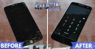 smart phone screen repair in austin texas