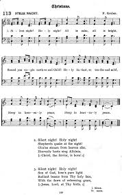 Silent Night, Holy Night - Young Translation