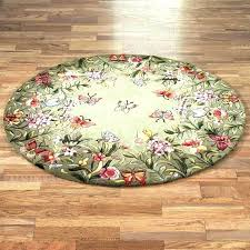 7 feet round rugs ft rug outstanding foot cool charming 3 garden 6 7 feet round rugs