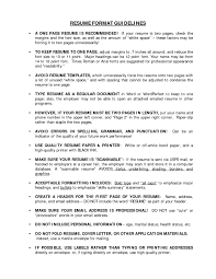 How To Put A Resume E Page Example Resume Best How To Write A One