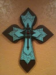 710 best crafts crosses images