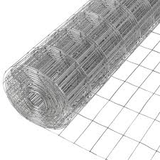 wire fence panels home depot. 14-Gauge Galvanized Steel Welded Wire Garden Fence Panels Home Depot