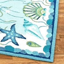 beach themed rugs area round decor outstanding seaside design whit for within r nautical on beach area rugs