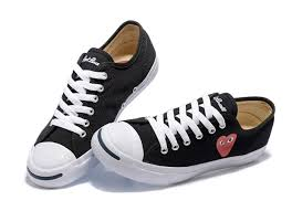 converse with heart. converse jack purcell with heart a
