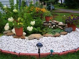 Small Picture Small Garden Pond Design Ideas Images About Landscaping On