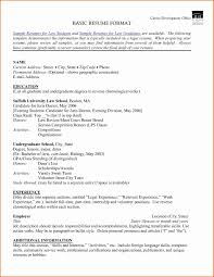 Sample Attorney Resume Inspirational Format Portfolio Website Review