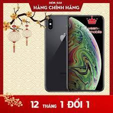Trả góp 0% LS] Điện Thoại iPhone Xs Max Chính Hãng 64GB 99% tốt giá rẻ