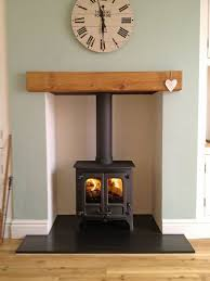 Best 25+ Log burner fireplace ideas that you will like on Pinterest | Wood  burner fireplace, Log burner and Wood burner