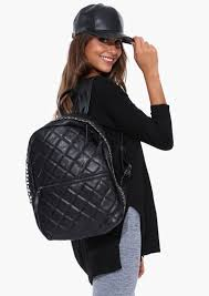 Affordable Quilted Couture : faux leather backpack & Affordable Quilted Couture Adamdwight.com