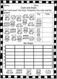 Online Tally Chart Counter Counting And Graphing Activity Tally Chart And Bar Graph