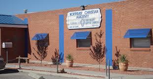 Welcome Northeast Christian Academy El Paso Texas