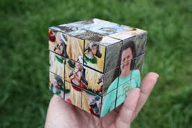 diy personalized rubiks cube