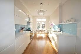 light blue backsplash tile modern white kitchen kitchen modern with light blue tile light blue subway