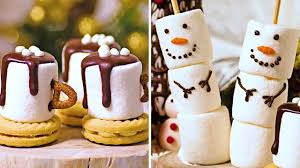 5 Last Minute Christmas Recipes Diy Dessert Decoration Christmas