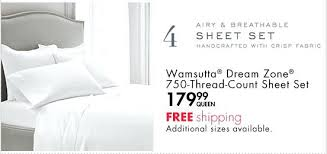 wamsetta sheets bed bath and beyond 7 steps to your dream milled wamsutta zone