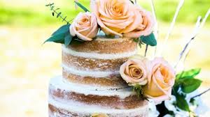 White Almond Wedding Cake Recipe Allrecipescom