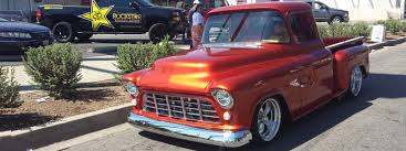 TCI Engineering 1955-1959 Chevy Truck suspension, 4-link, leaf ...