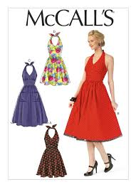 Halter Dress Pattern