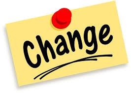 Image result for changes