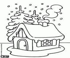 52 Beste Afbeeldingen Van Winter Kleurplaten In 2016 Wintertijd