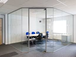 glass office dividers glass. Corner Glass Office Partitions Dividers