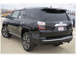 New 2018 Toyota 4Runner Limited 4D Sport Utility in Crystal Lake ...