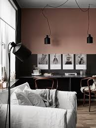 trend scout half painted walls in
