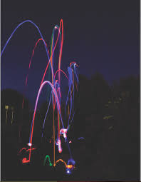 soda bottle rocket led fireworks
