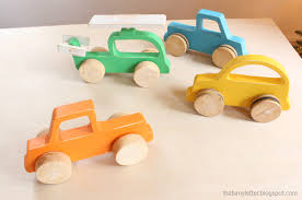 wood push car truck and helicopter toys