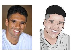 turn your face into cartoon by