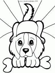 Small Picture Coloring Pages Free Christmas Dog Coloring Pages Pete The Cat