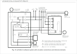 honeywell switching relay problem with replacement switching relay Honeywell R845A Relay Wiring at Honeywell Ra832a Wiring Diagram
