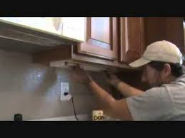 replace under cabinet fluorescent light fixture with led. replace under cabinet fluorescent light fixture with led b