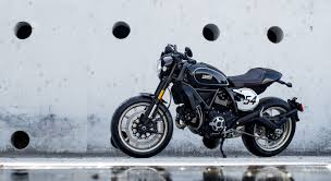 ducati scrambler caf racer the bike shed