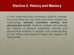 module c thesis history and memory ib music coursework module c history and memory essay