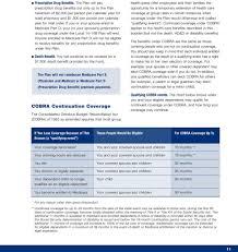 Welfare Fund Summary Plan Description Pdf