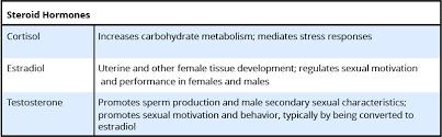 Hormones Behavior Noba
