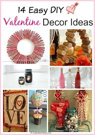 14 easy diy valentine s day decorating ideas lots of cute and creative ideas for your
