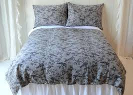 yellow toile duvet cover blue and yellow toile bedding sets bird toile duvet cover in french